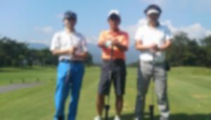 ゴルフ社内コンペ